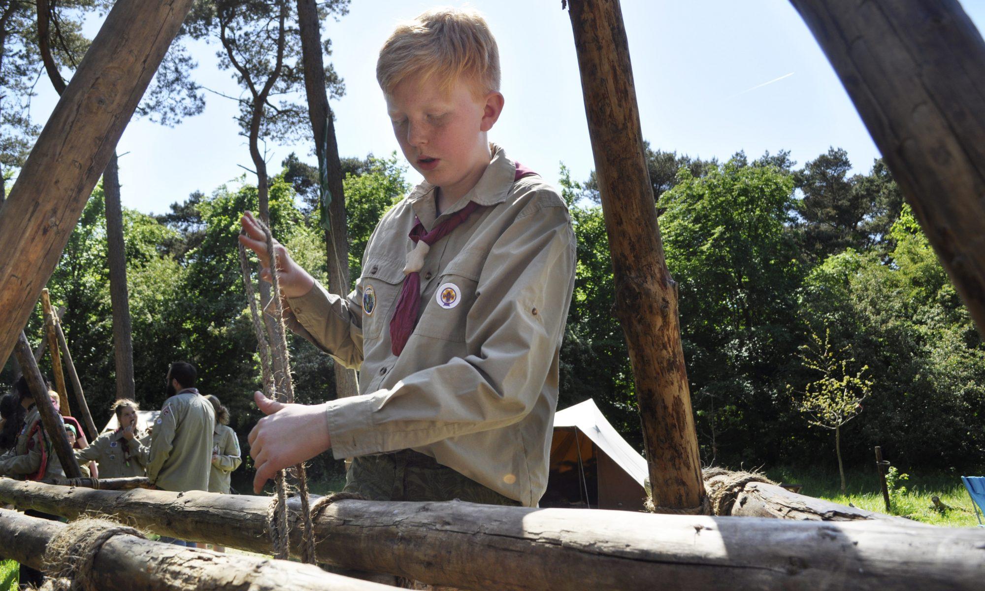 Scouting Menno Simonsz
